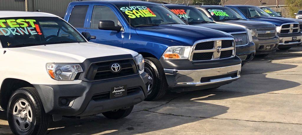Used Trucks for Sale in Denham Springs