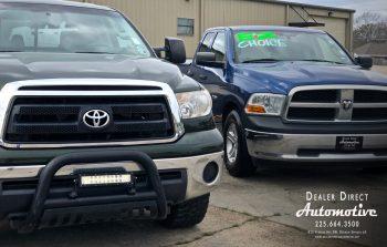 Used Trucks for sale near Baton Rouge