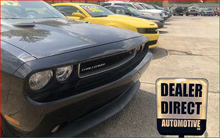 Great deal on a used car or used truck