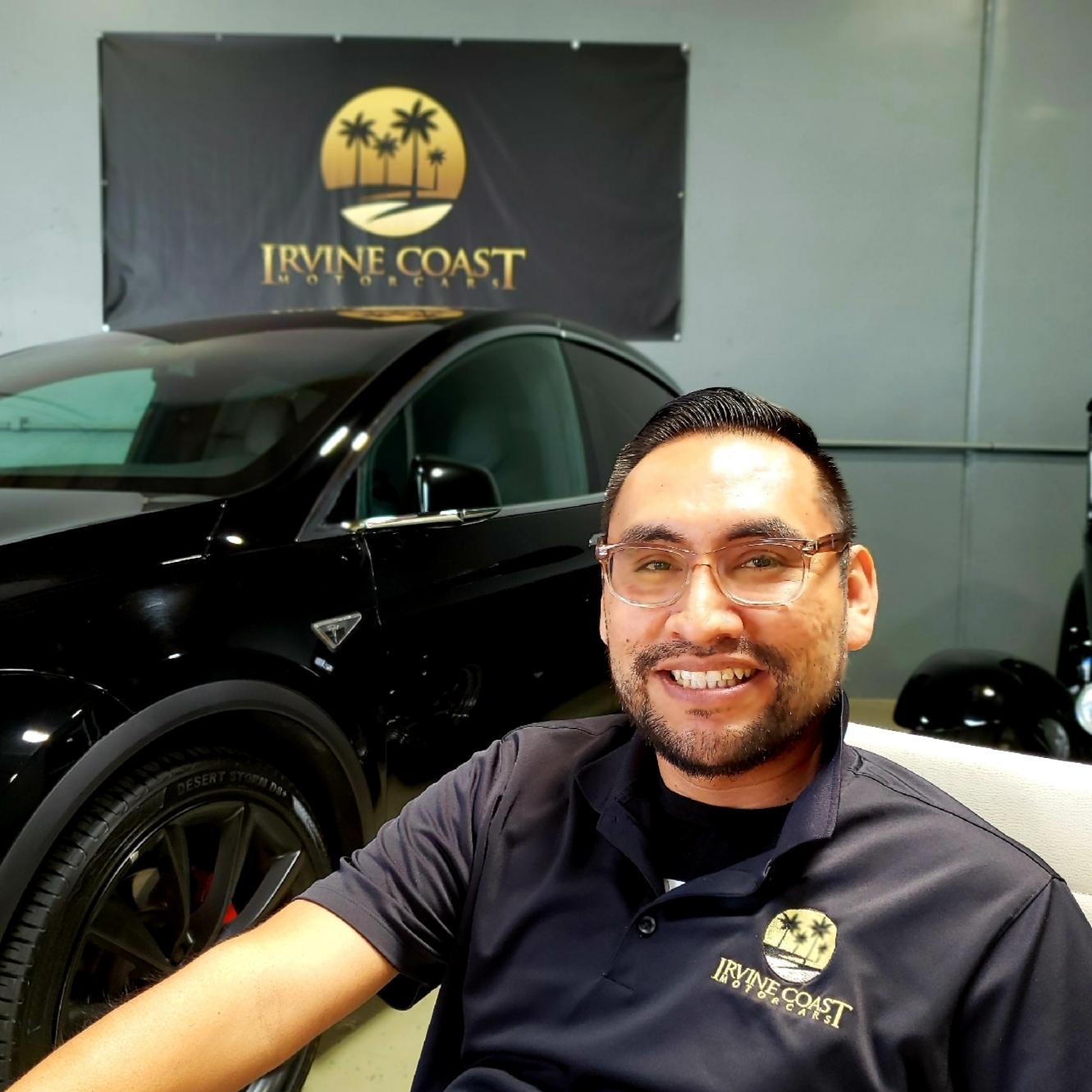 Jesus Salgado (jesus@irvinecoastmotorcars.com)