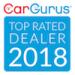 CarGurus TRD 2018