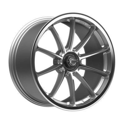 SS10M monoflow wheel side view