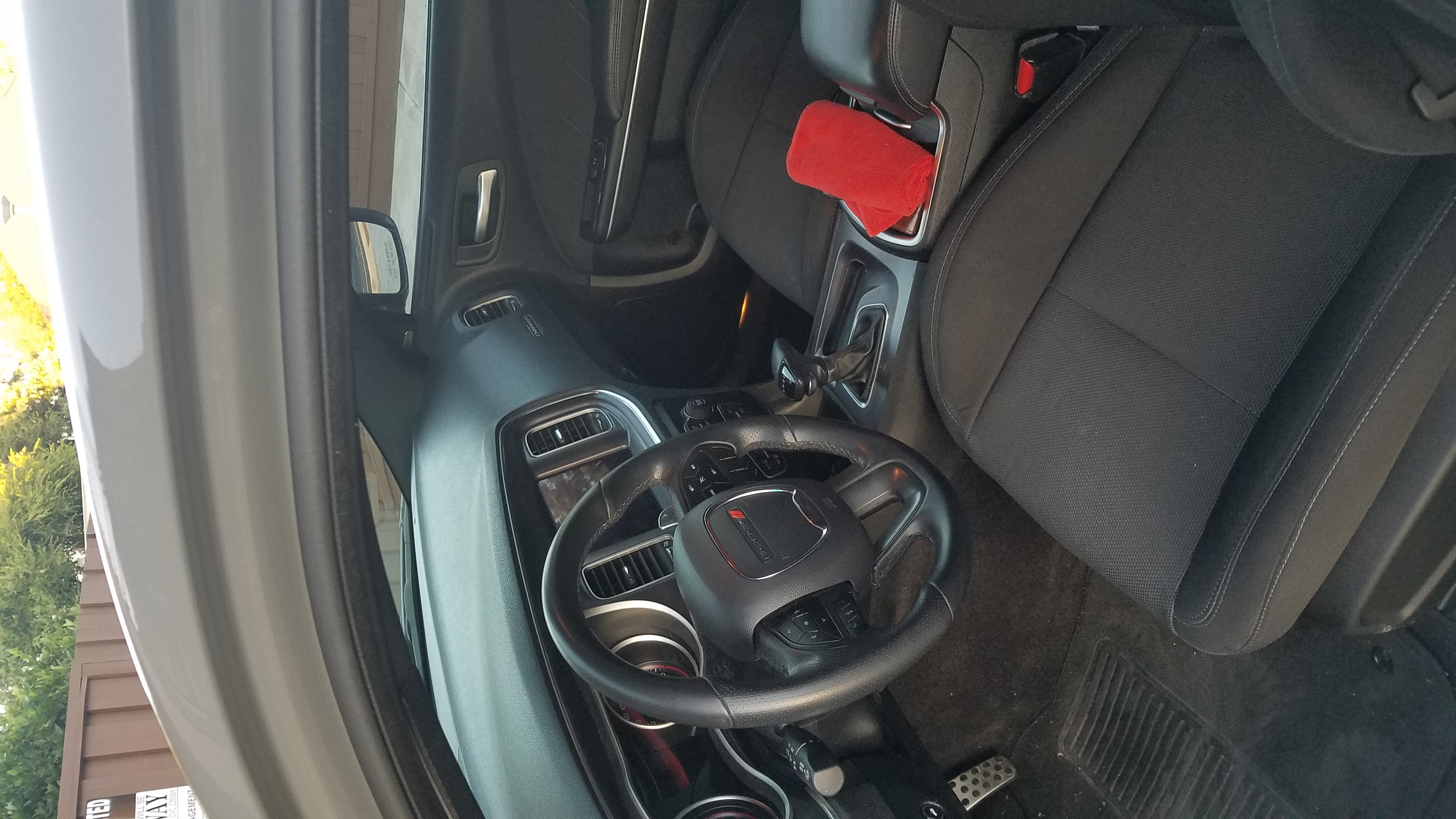 2018 Dodge Charger R/T Scat Pack - Interior