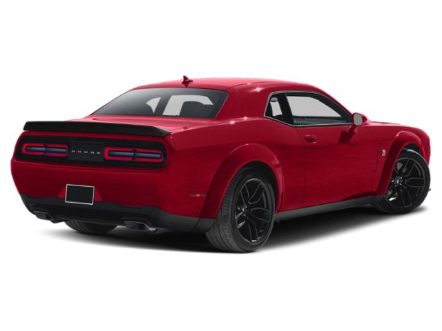 2019 Dodge Challenger SXT RWD - Angular Rear View