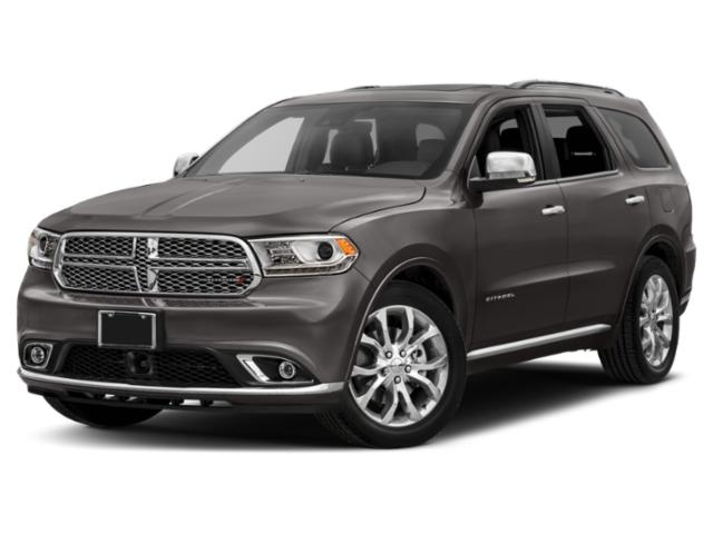 2019 Dodge Durango GT Plus RWD - Angular Front View