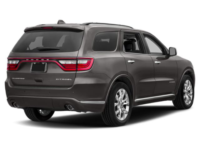 2019 Dodge Durango GT Plus RWD - Angular Rear View