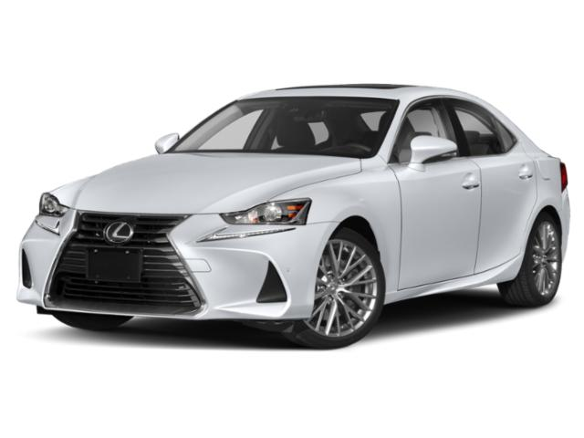 2019 Lexus IS 300 F Sport RWD - Angular Front View