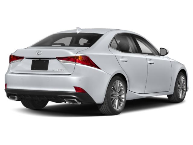 2019 Lexus IS 300 RWD - Angular Rear View