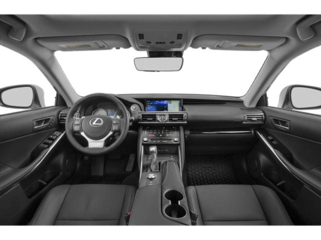 2019 Lexus IS 300 RWD Interior