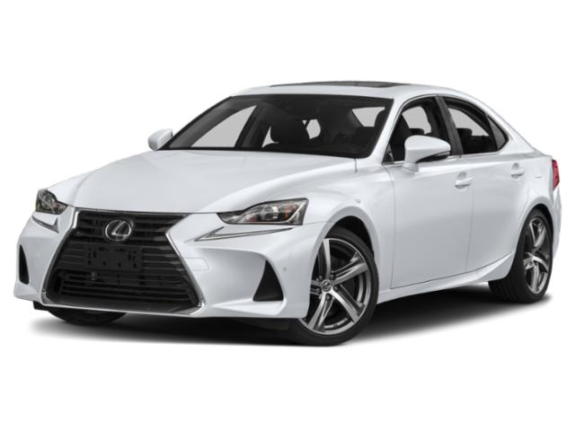 2019 Lexus IS 350 AWD