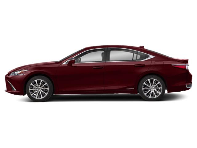 2019 Lexus ES 300h Luxury FWD - Side View