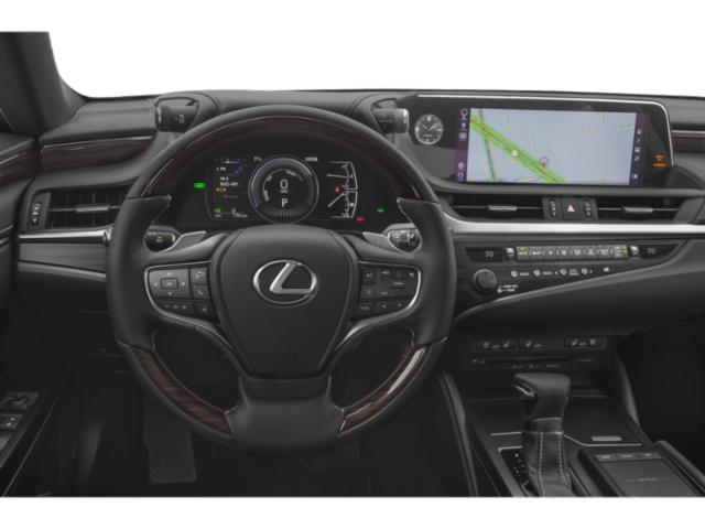 2019 Lexus ES 300h Luxury FWD - Steering Wheel & Navigation System