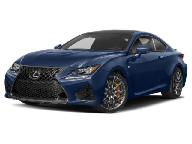 2019 Lexus RC F - Angular Front View