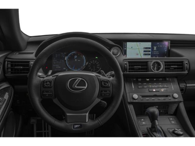 2019 Lexus RC F - Steering Wheel & Navigation System
