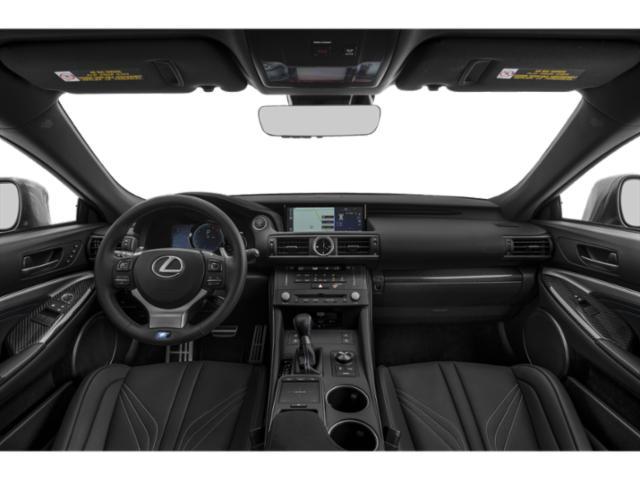 2019 Lexus RC F - Front Interior