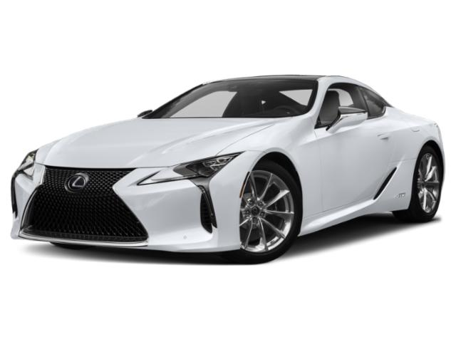 2019 Lexus LC 500H Hybrid RWD - Angular Front View