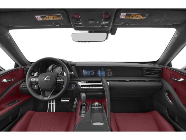 2019 Lexus LC 500h RWD Interior