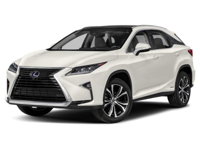 2019 Lexus RX 450h F Sport AWD - Angular Front View