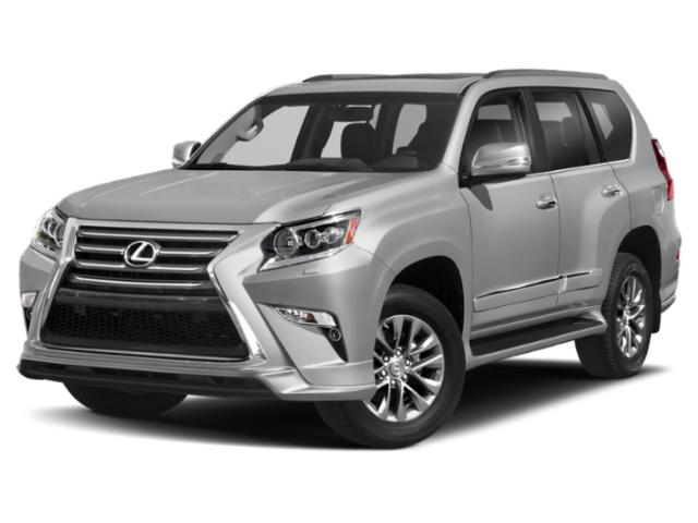 2019 Lexus GX 460 4WD - Angular Front View