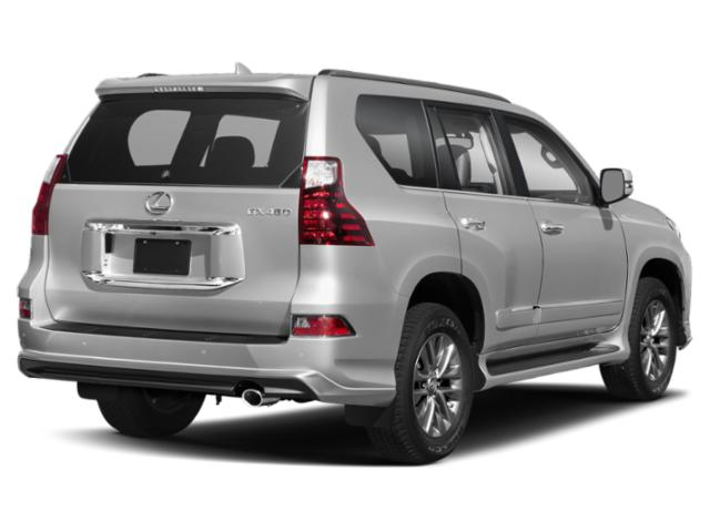 2019 Lexus GX 460 4WD - Angular Rear View