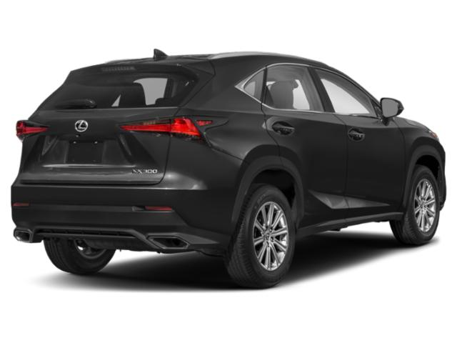 2019 Lexus NX 300 FWD - Angular Rear View