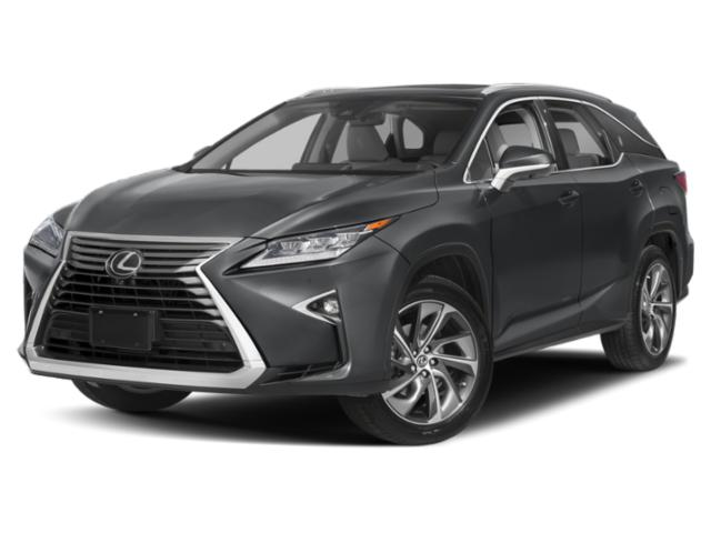 2019 Lexus RX 350L Luxury FWD - Angular Front View