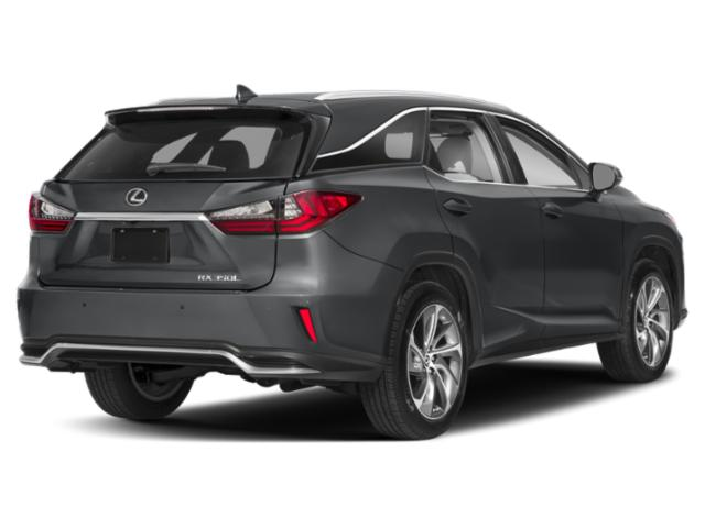 2019 Lexus RX 350L Luxury FWD - Angular Rear View