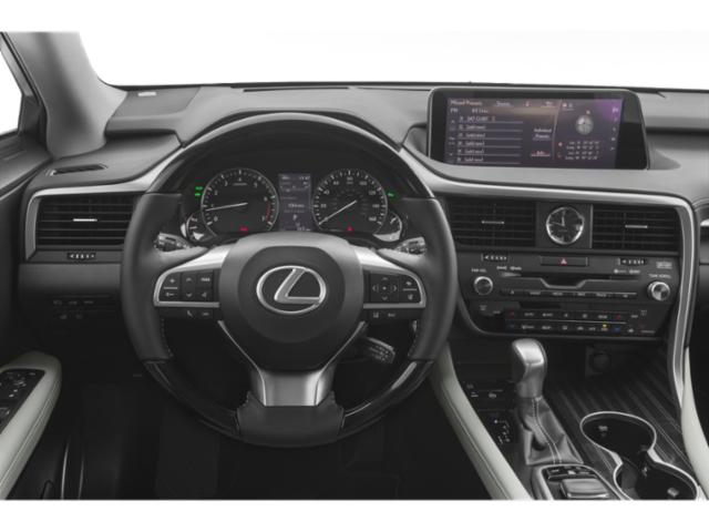 2019 Lexus RX 350L Luxury FWD - Steering Wheel & Navigation System