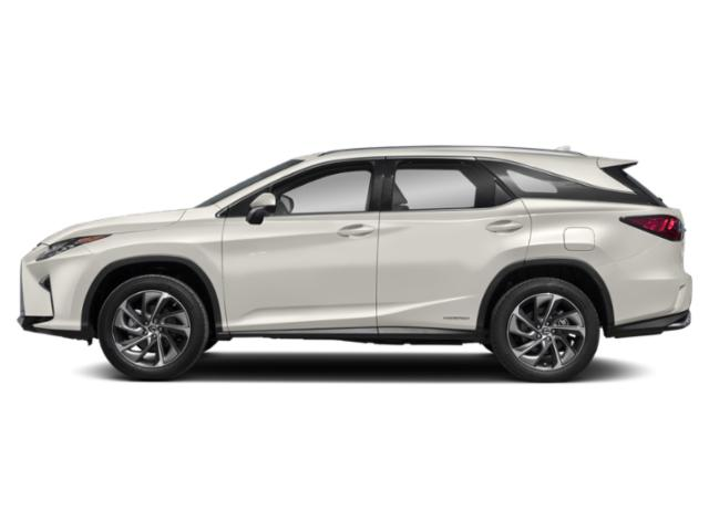 2019 Lexus NX 300 FWD - Side View