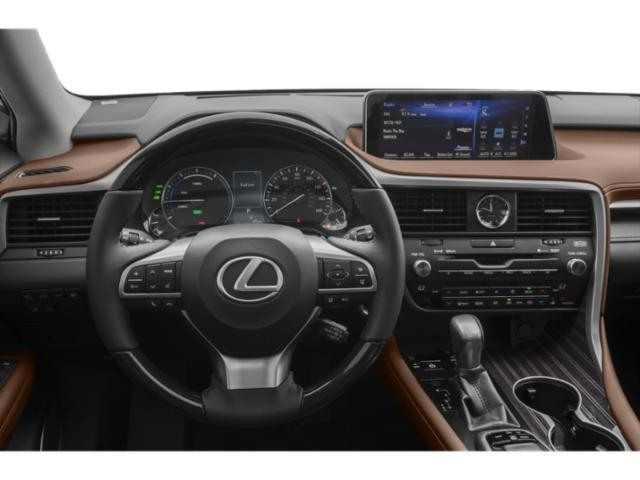 2019 Lexus NX 300 FWD - Steering Wheel & Navigation System