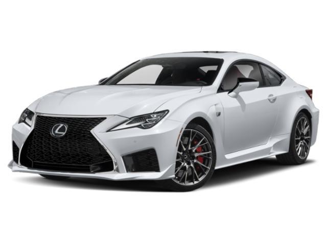2020 Lexus RC F RWD