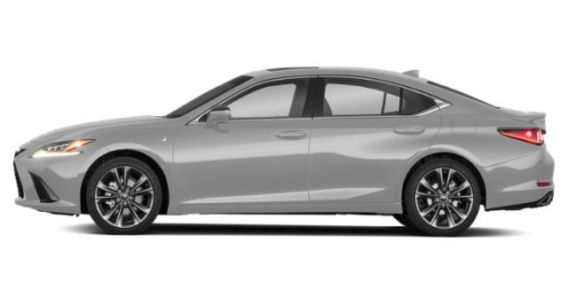 Lexus ES 350 Ultra Luxury FWD - Silver Lining Metallic