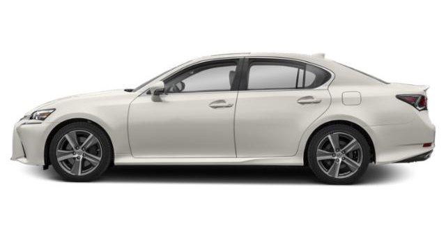 2019 Lexus GS 350 AWD - Eminent White Pearl