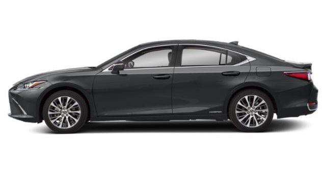 2019 Lexus ES 300h Premium FWD - Nebula Gray Pearl