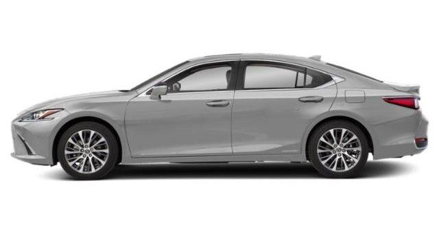2019 Lexus ES 300h Premium FWD - Silver Lining Metallic