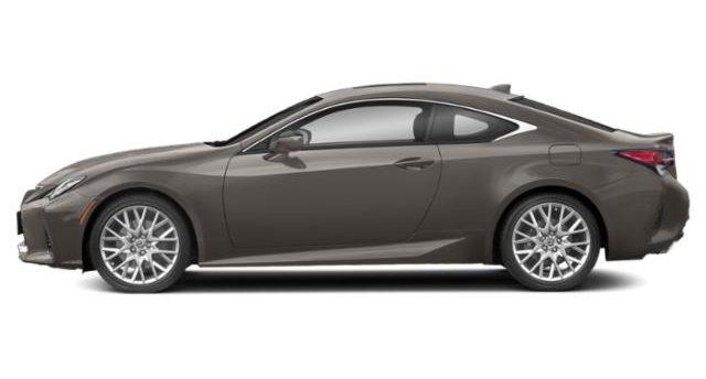 2019 Lexus RC 350 F Sport RWD - Sonic Titanium