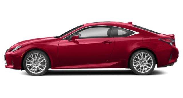 2019 Lexus RC 350 F Sport AWD - Infrared
