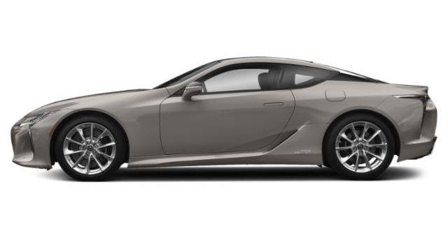 2019 Lexus LC 500H Hybrid RWD - Atomic Silver