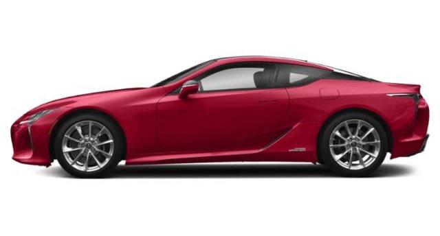 2019 Lexus LC 500H Hybrid RWD - Infrared