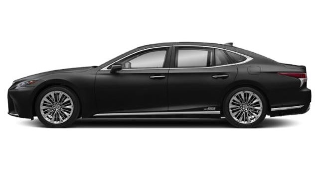 2019 Lexus LS 500h Hybrid RWD - Caviar