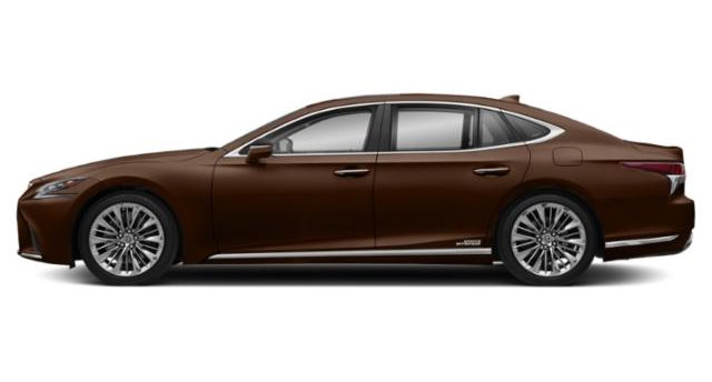 2019 Lexus LS 500h Hybrid RWD - Autumn Shimmer