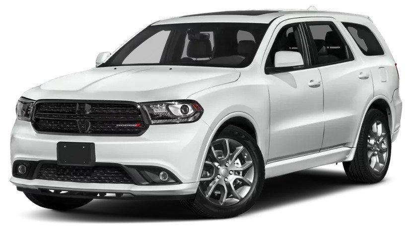 2019 Dodge Durango SXT RWD - Angular Front View