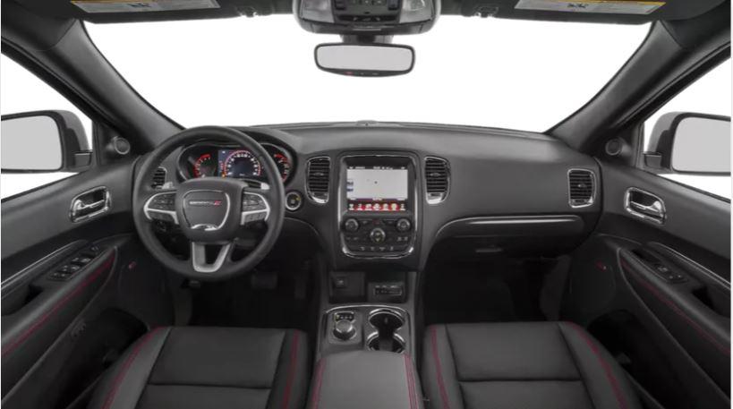 2019 Dodge Durango SXT AWD - Front Interior