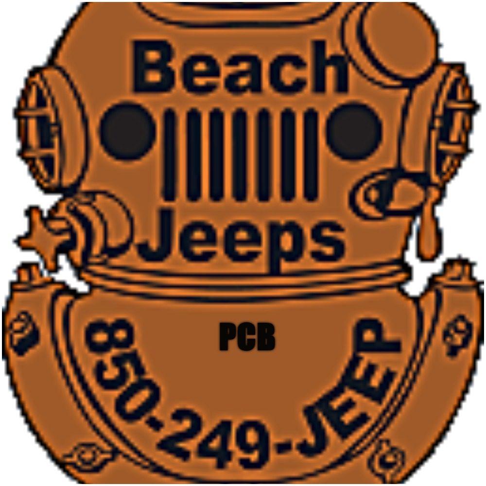 Beach Jeeps PCB