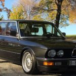 E28 M5 Chrome Trim
