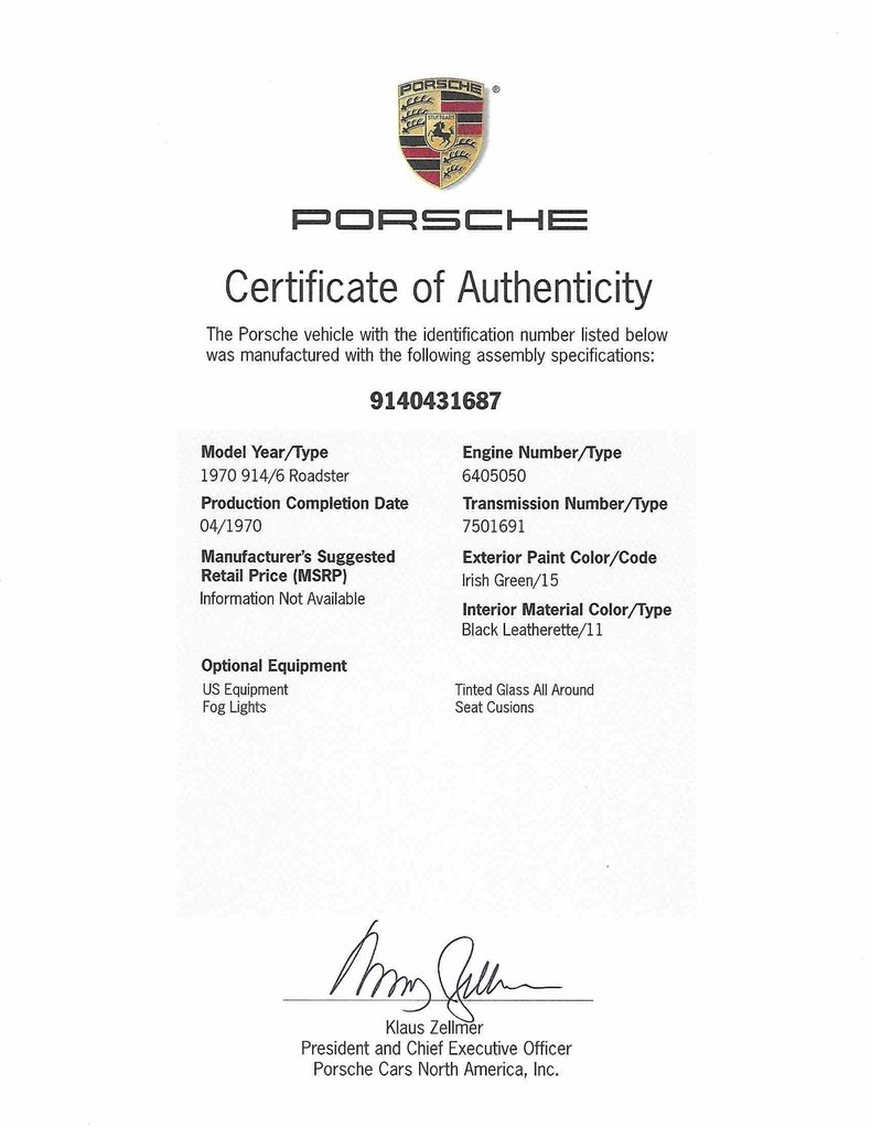 VIN Decoding for your Audi, BMW, Mercedes Benz, Porsche and