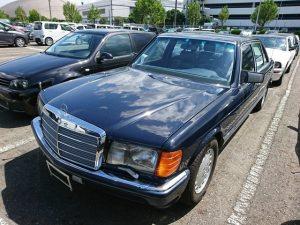 EuroSpec 1990 Mercedes Benz 560SEL