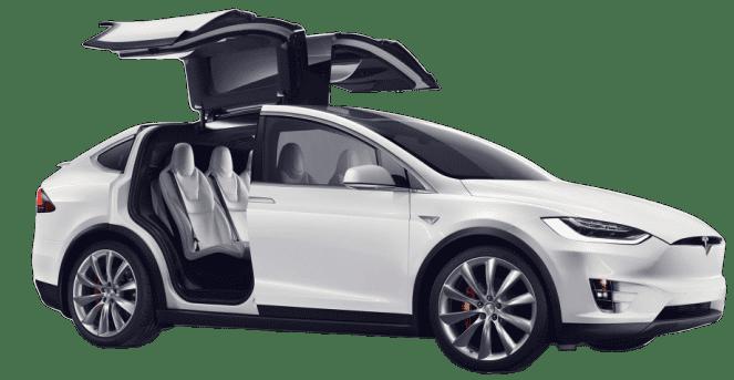 Tesla Model X2