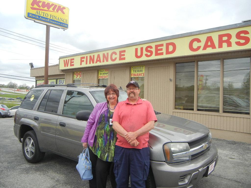 RAY and CYNTHIA FIELDS – 2006 CHEVROLET TRAILBLAZER