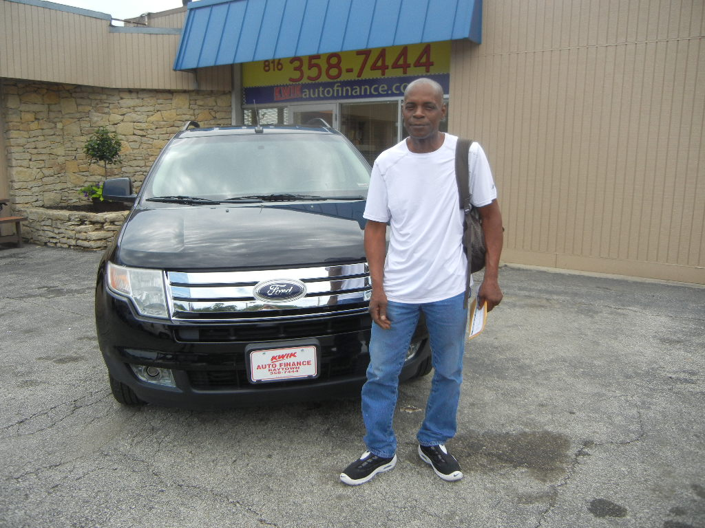CLYDE FORBES – 2008 FORD EDGE
